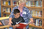 Reading aloud is fun for all ages and at the heart of Oasis tutoring