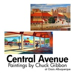 Central Avenue: Paintings by Chuck Gibbon