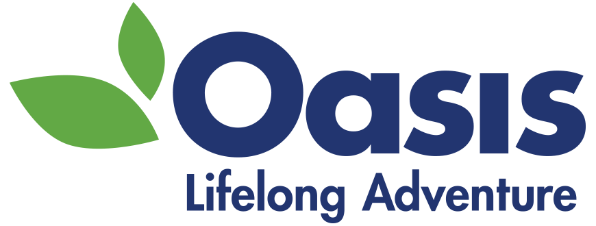 Oasis Lifelong Adventure Logo png version
